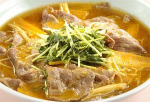 牛もも肉の四川風煮込みのレシピ