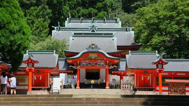 鹿児島霧島神社